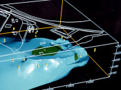 Groundwater Modeling of Treatment Plant