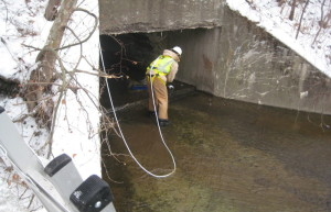 Municipal Sewer Investigation