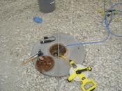 Slug Testing at Dry Cleaners