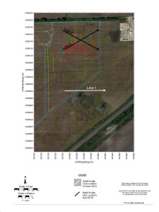 ReMi Subsurface Site Map