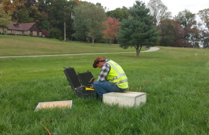 Electrical Resistivity Data Collection