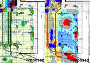 Multi-faceted Geophysical Survey at Former Chemical Manufacturing