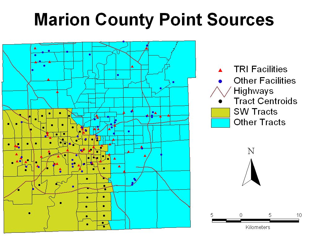 Marion County Point Sources