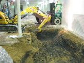 Source Removal Inside an Active Shopping Plaza – Indianapolis, Indiana