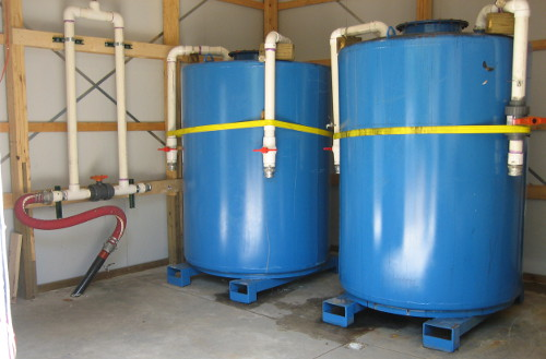 Groundwater Pump and Treat System at an MTBE Plume Affecting