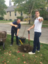 Mundell adds 6 new trees